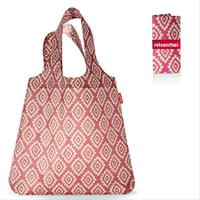 Сумка складная mini maxi shopper diamonds rouge, Reisenthel