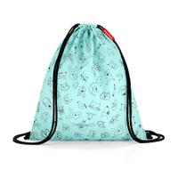 Мешок детский mysac cats and dogs mint, Reisenthel